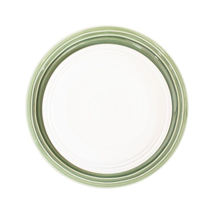 Lines Dinner Plate, Set of 4