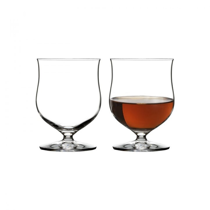 Elegance Malt Glass, Set of 2