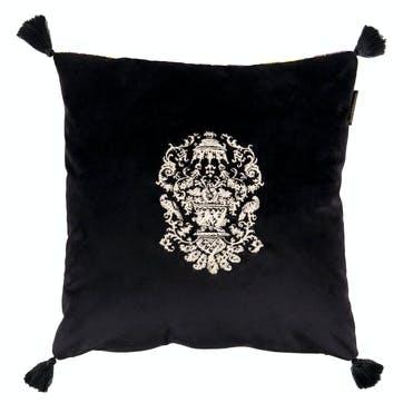 Manor Crest Cushion
