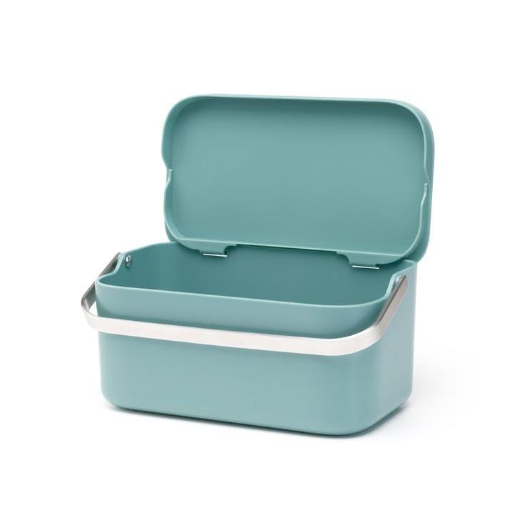 Food Waste Caddy, Mint