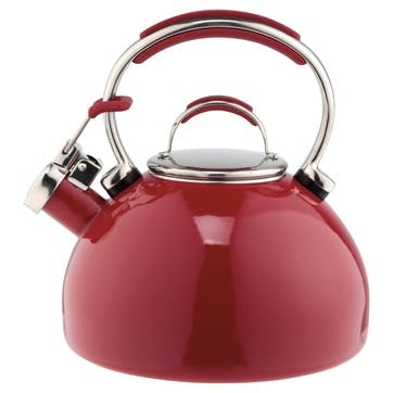 Whistling Kettle, Red