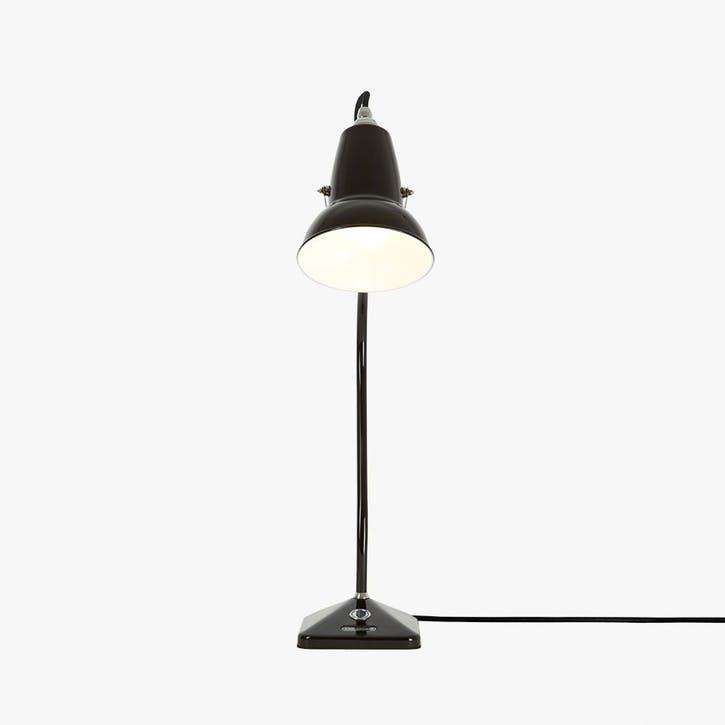 Original 1227 Mini Desk Lamp, Jet Black