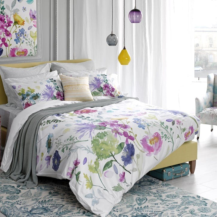 Tetbury Superking Size Duvet Cover & Pillowcase Set