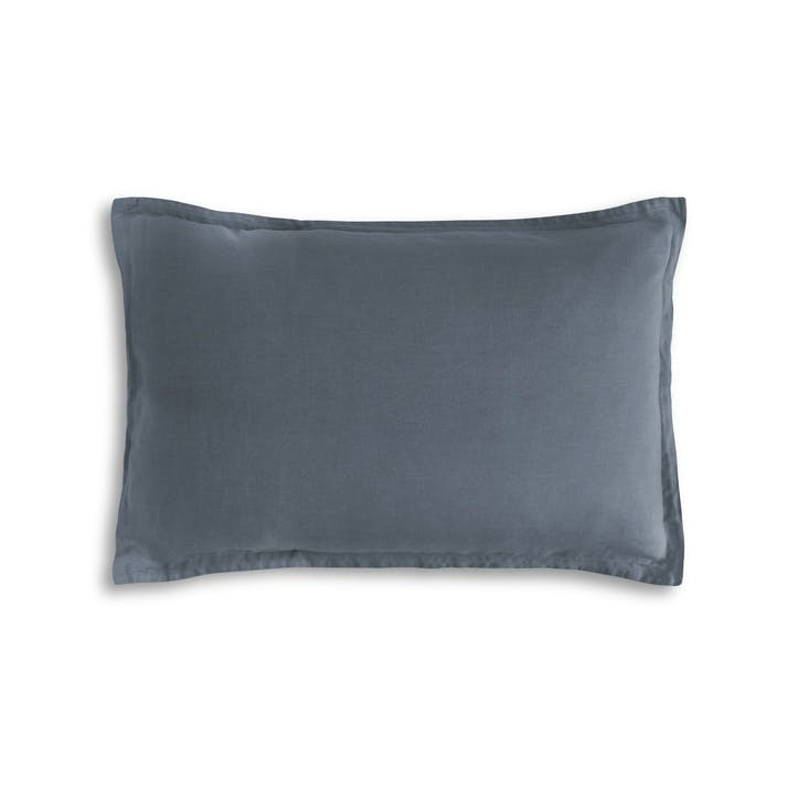 Oxford Pillowcase, Parisian Blue