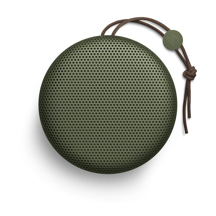 A1 Portable Bluetooth Speaker; Moss Green