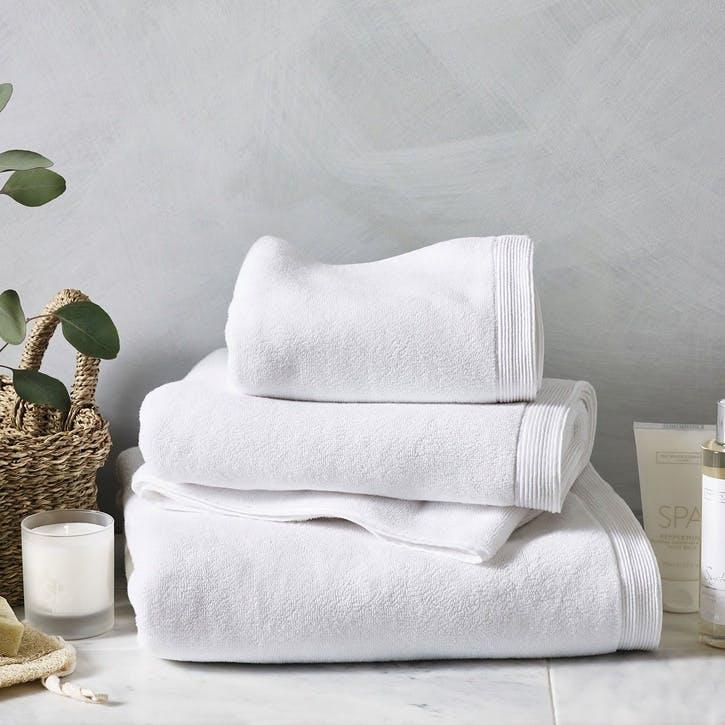 Ultimate Turkish Cotton Bath Sheet, White