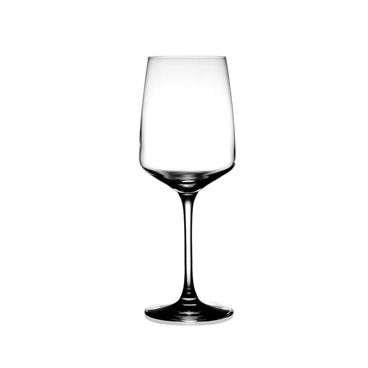 Oreby White Wine Glass, Set of 6, Clear