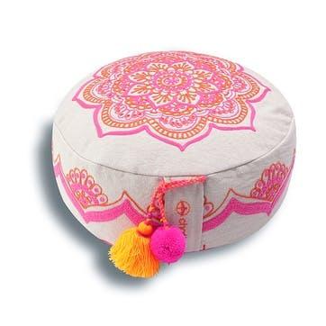 Rangoli Zafu Meditation Cushion