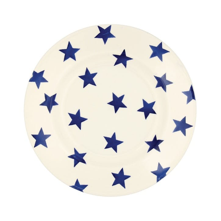 Blue Star Side Plate