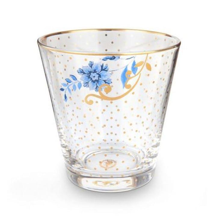 PiP Royal Golden Dots Water Glass