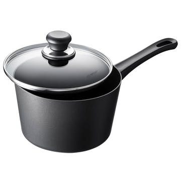 Classic Induction, Saucepan with Lid, 20cm