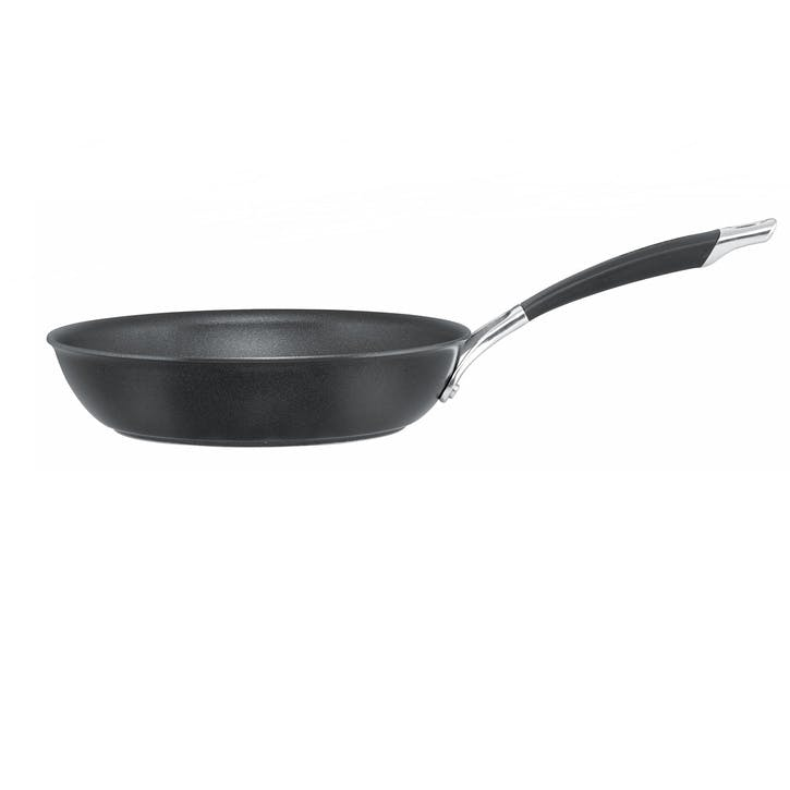 Momentum Hard Anodised Frying Pan, 25cm