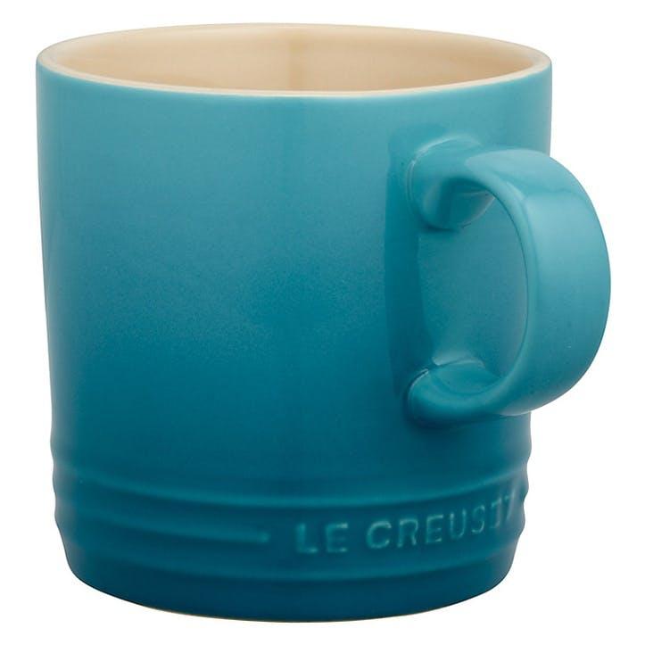 Stoneware Mug - 350ml; Teal