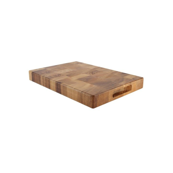 Tuscany End Grain Chopping Board, Medium
