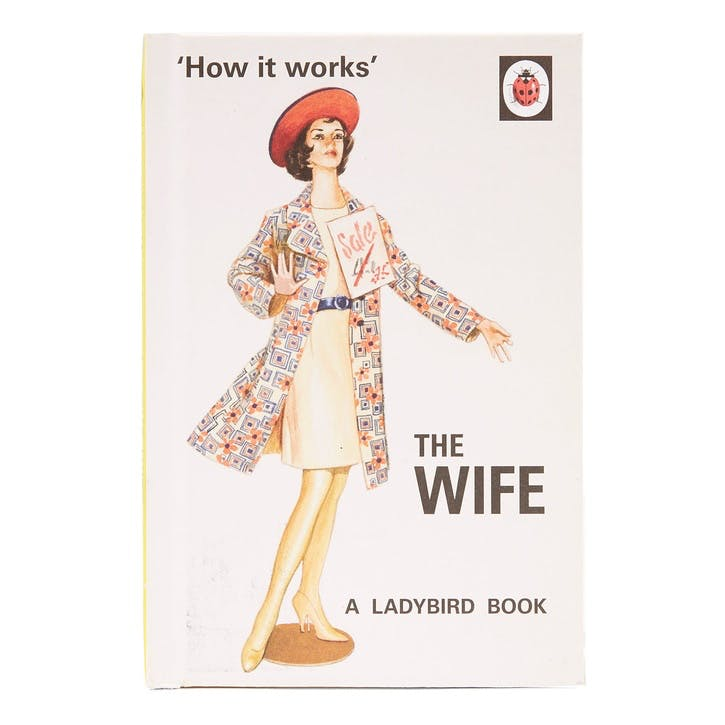 Penguin: How It Works: The Wife