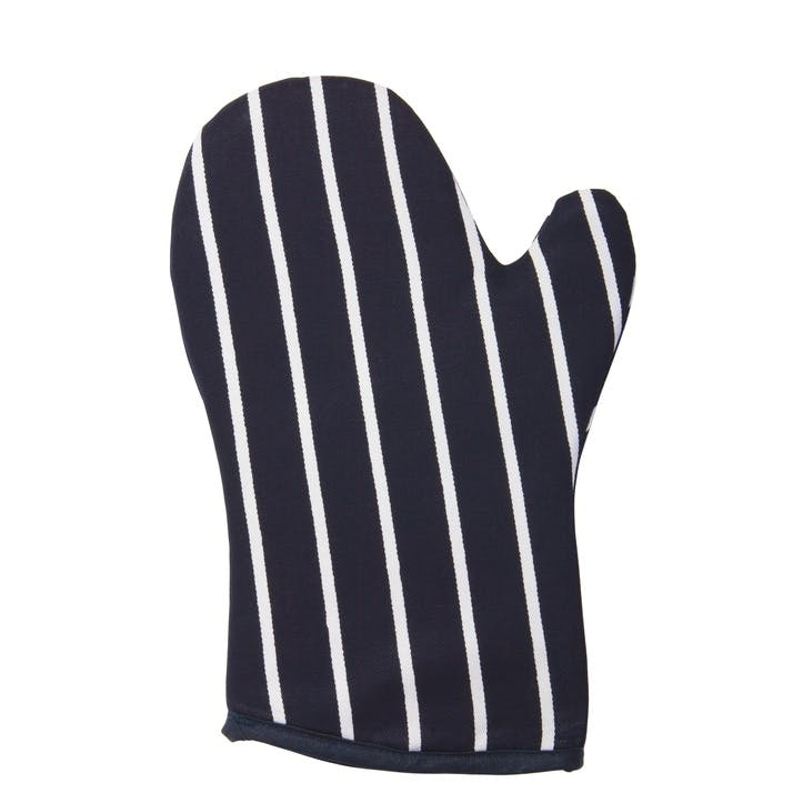 Butchers Stripe Gauntlet, Navy