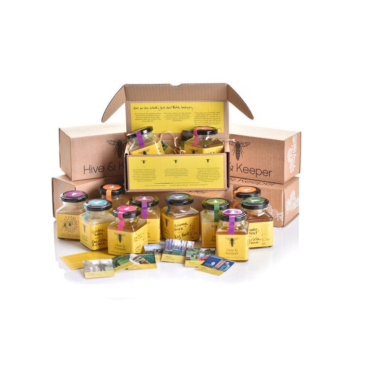 Honey Lovers' Subscription, 12 Months