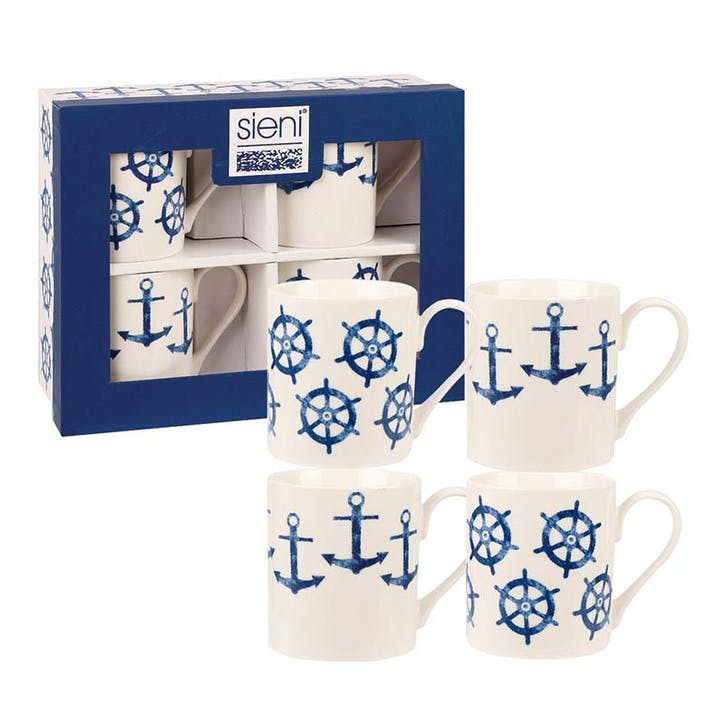 Sieni Nautical Mug Set