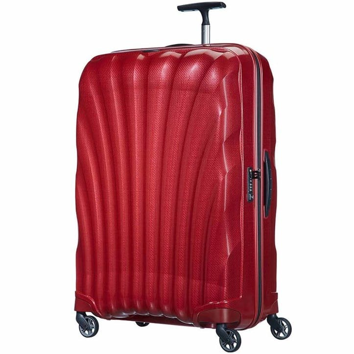Cosmolite Spinner Suitcase, 86cm, Red