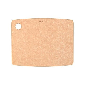 Chopping Board, L29 x W23cm, Natural