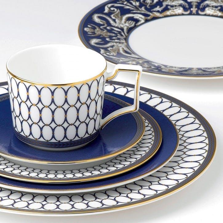 Renaissance Gold Soup Plate