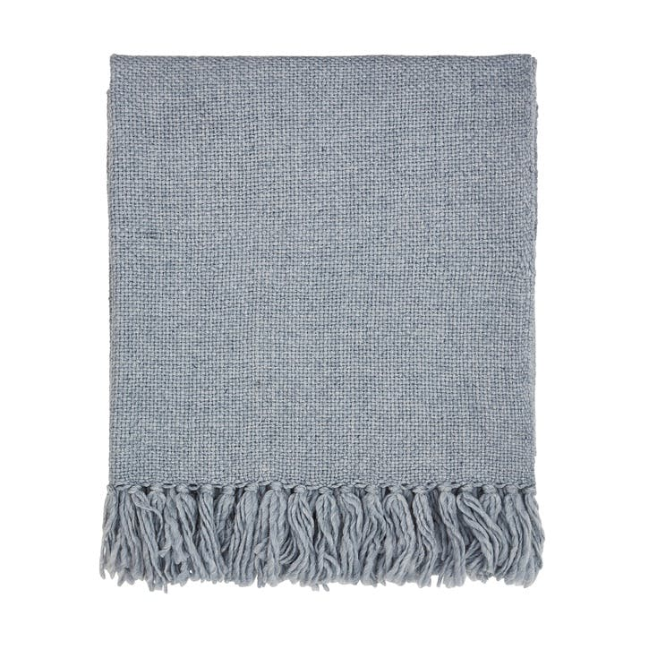 Freya Throw, Sky Blue