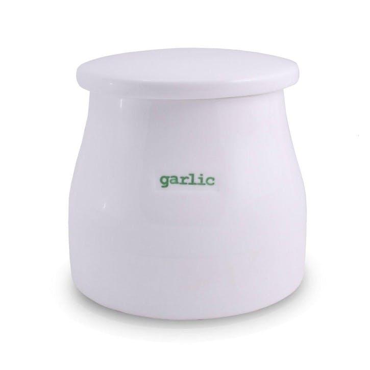 'Garlic' Pot