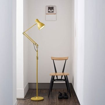 Type 75 Margaret Howell, Floor Lamp, Ochre