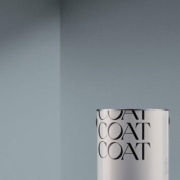 Flat Matt Wall & Ceiling Paint, Lie-in Greyish Blue 2.5L