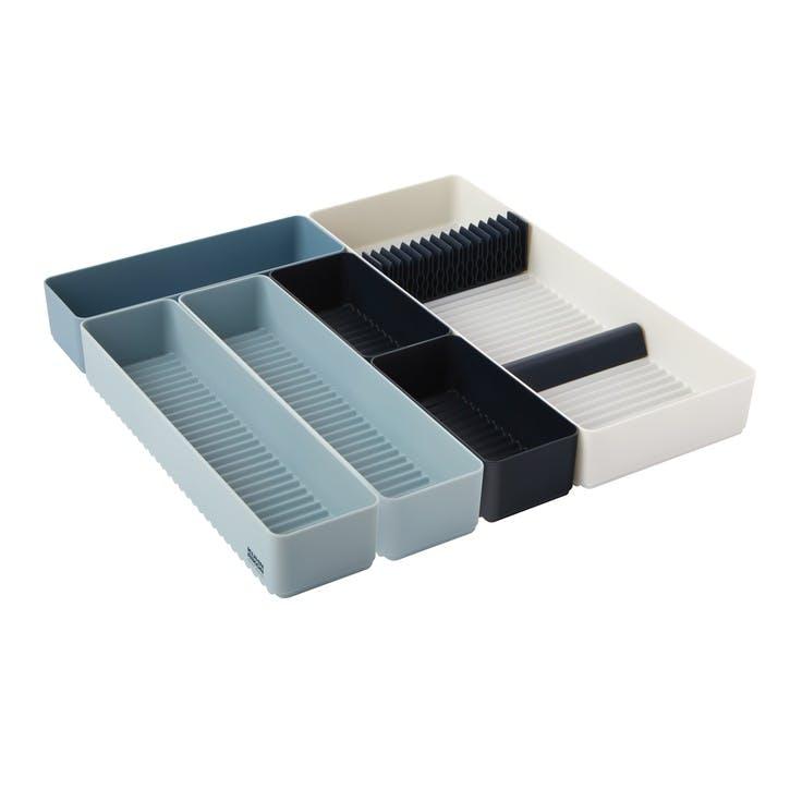 Wave Drawer Organiser Set