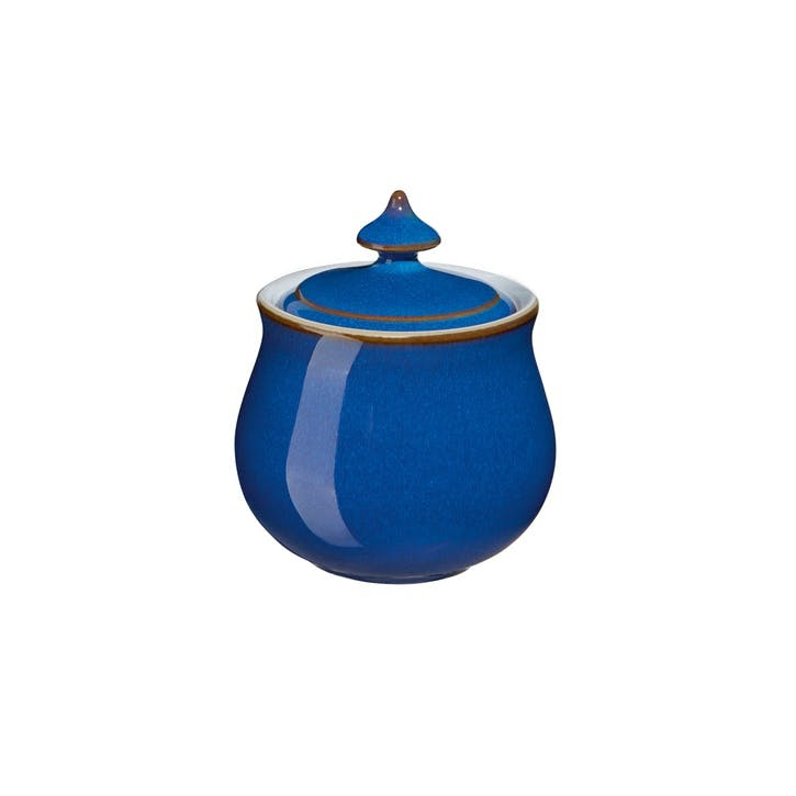 Imperial Blue Covered Sugar Bowl, 200g