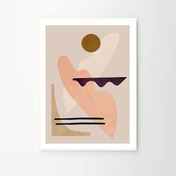 Mellow, Jan Skacelik Art Print