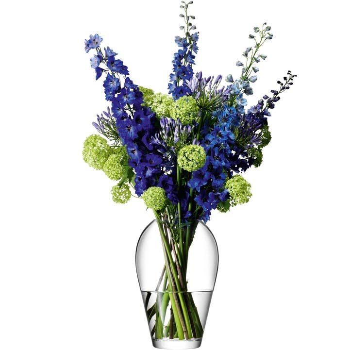 LSA Flower Grand Bouquet Vase 35cm