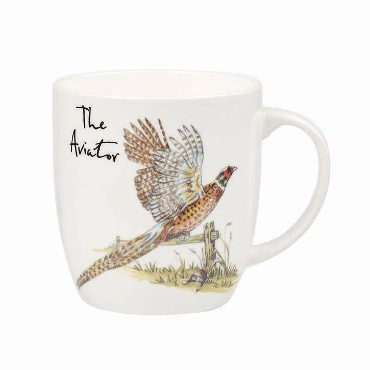 Country Pursuits The Aviator Mug