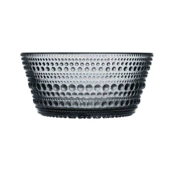 Kastehelmi Snack Bowl, Grey