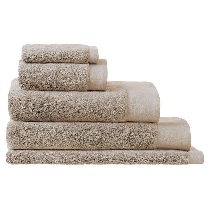 Luxury Retreat Natural Bath Sheet