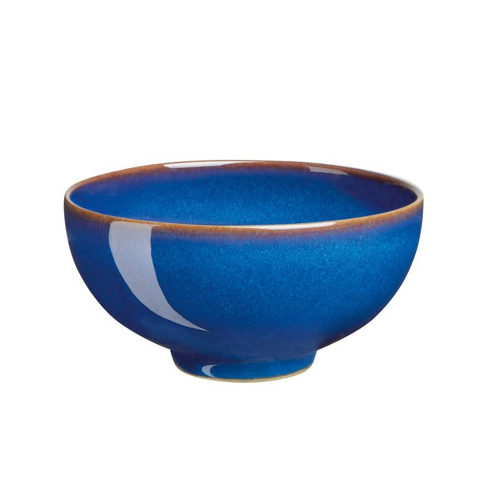 Imperial Blue Rice Bowl, 12.5cm