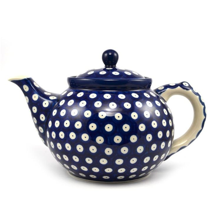 Blue Eyes Large Teapot, 1.2L