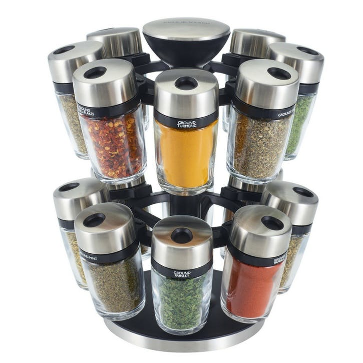 16-Jar Herb & Spice Carousel