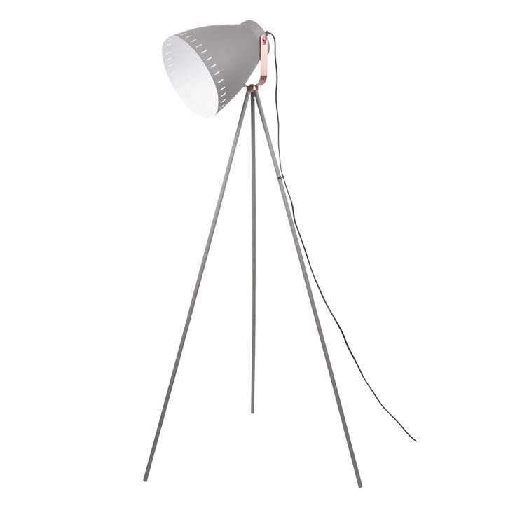 Mingle Floor Lamp, Grey