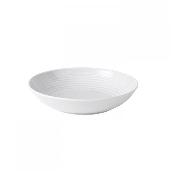 Gordon Ramsay Maze Pasta Bowl, White