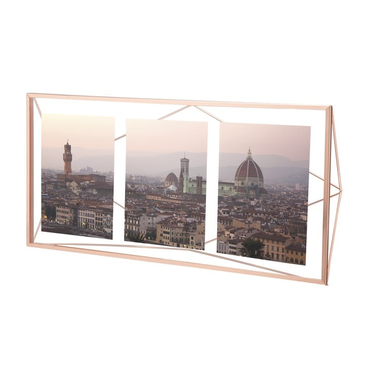 "Prisma Multi Photo Frame, 5""x7"", Copper"