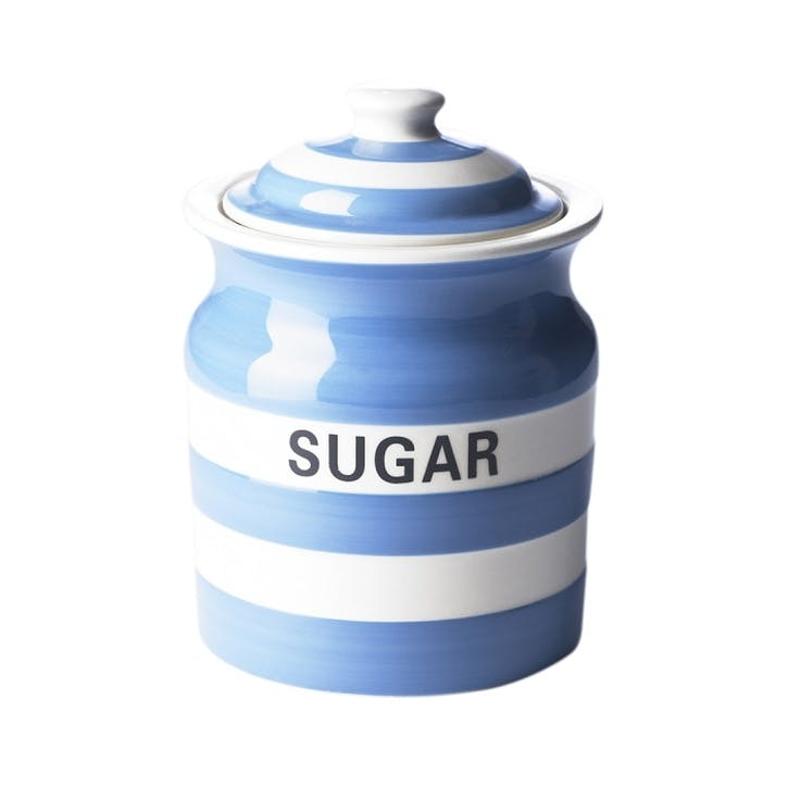 Sugar Storage Jar, 30oz/84cl, Blue