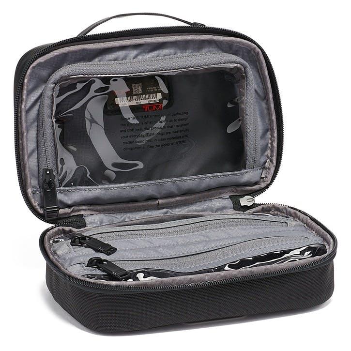 Tumi Alpha Split Travel Kit, Black