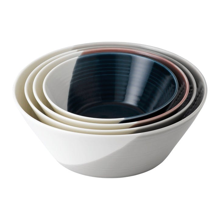 Bowls of Plenty Large Nesting Bowl, Set of 4