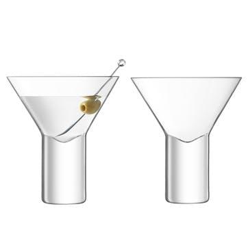 Vodka Cocktail Glass, Set of 2