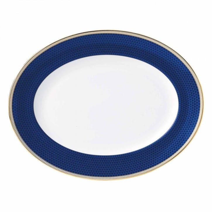 Hibiscus Oval Dish