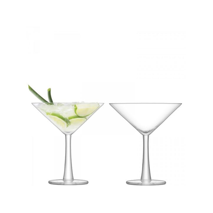 LSA Gin Cocktail Glass Set of 2