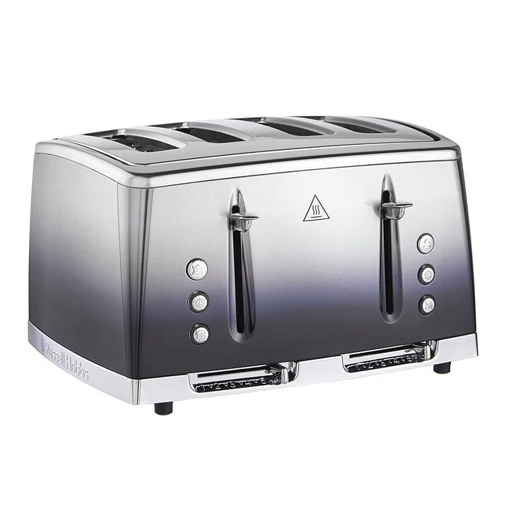 Eclipse 4 Slot Toaster; Midnight Blue