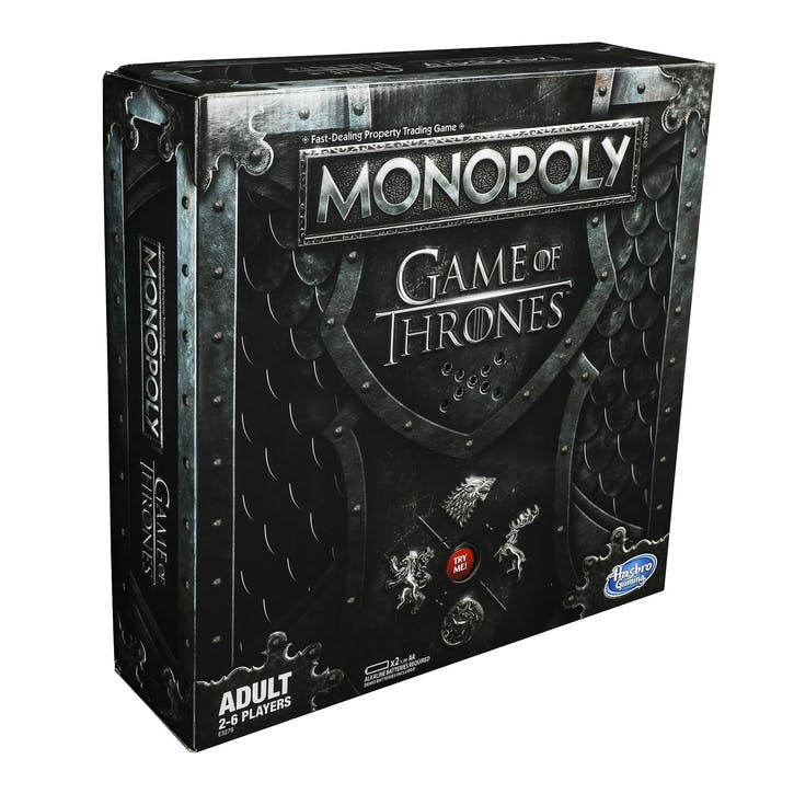 Monopoly, Game of Thrones